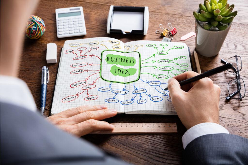ビジネスアイデア