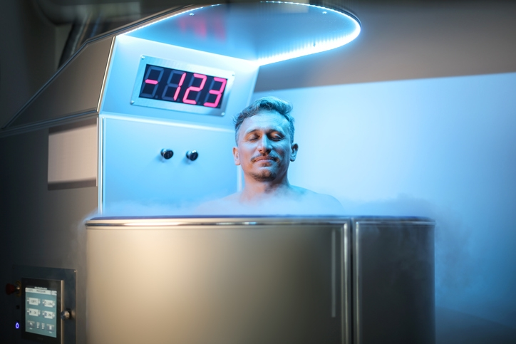 Can Cryotherapy Help With Depression 2