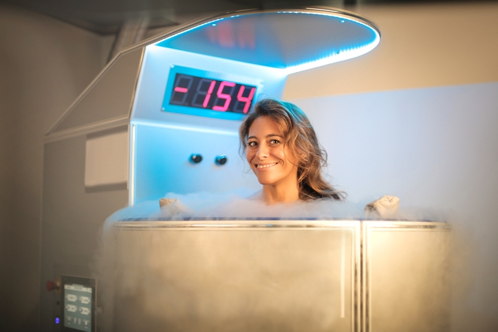 Can Cryotherapy Help With Depression