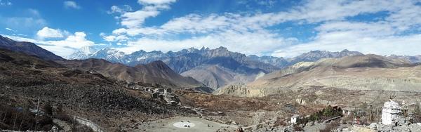 Sabbatical to nepal trekking