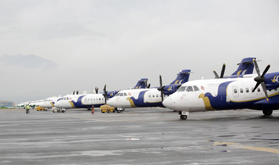Buddha air fleet