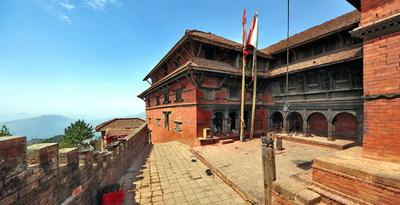 Gorkha palace tour