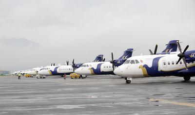Buddha air fleet