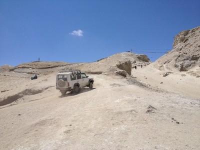 Upper mustang jeep 2