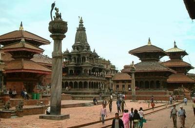 Patan s durbar square 4