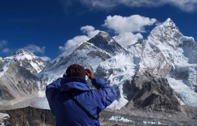 Everest from kala pattar