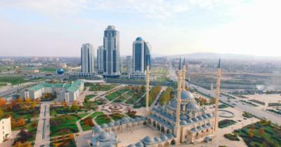 Grozny mosque