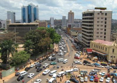 Kampala capital city of uganda