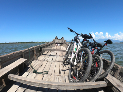 Day 7   easia travel hue cycling through lang co bach ma lagoon hue cycling through lang co bach ma lagoon %281%29