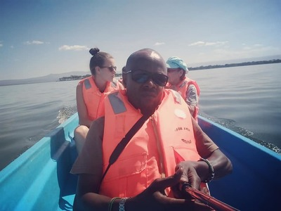 Crescent sland boat ride