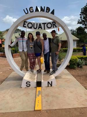 Ugand equator