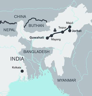 India brahmaputra new