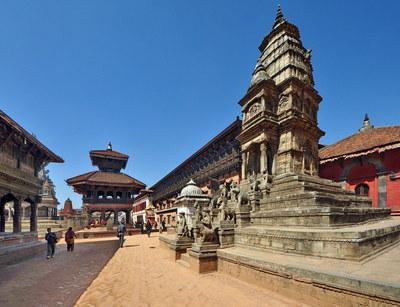 Bhaktpur darbar