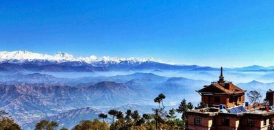 Nagarkot heaven in nepal
