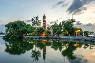 Tran quoc pagoda the oldest temple in hanoi vietnam 1