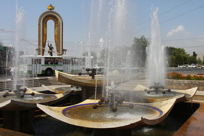 Dushanbetajikistandt