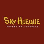 Logo sayhueque cuadrado
