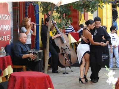 Sayhueque tango