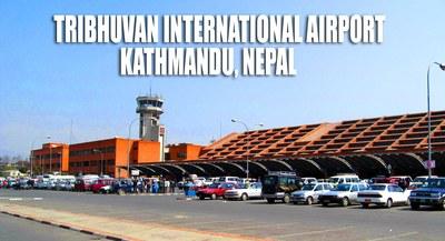 Kathmandu airport 1