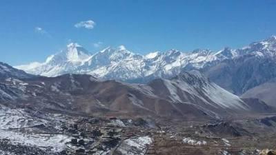 Annapurna trek %282%29