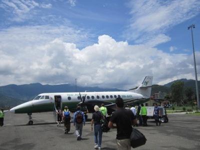 Pokhara airport