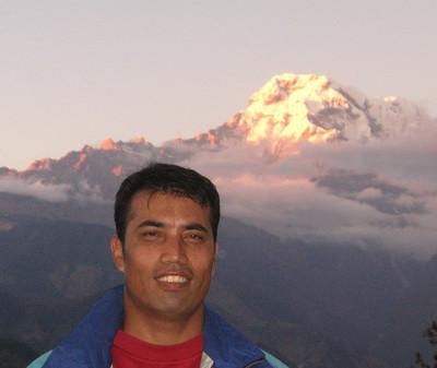 Shahadev in annapurna