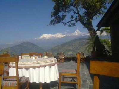 Luxury stay in pokhara