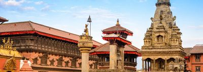 Bhaktapur palace
