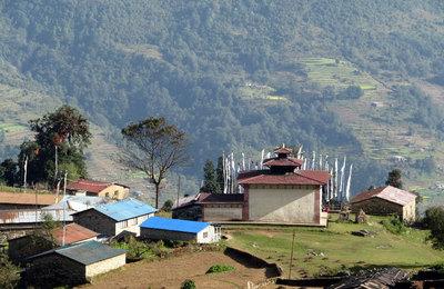 Helambu trekking nepal