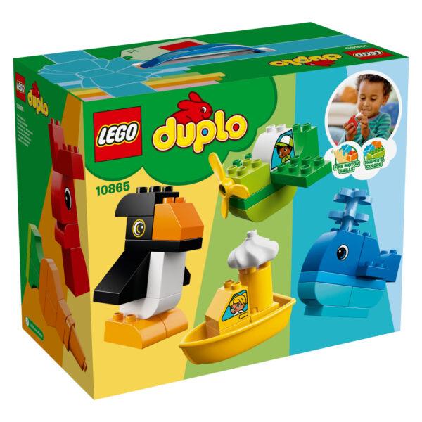 10865 - Creazioni divertenti - Lego Duplo - Toys Center ALTRI Maschio 12-36 Mesi, 3-5 Anni, 5-8 Anni LEGO DUPLO