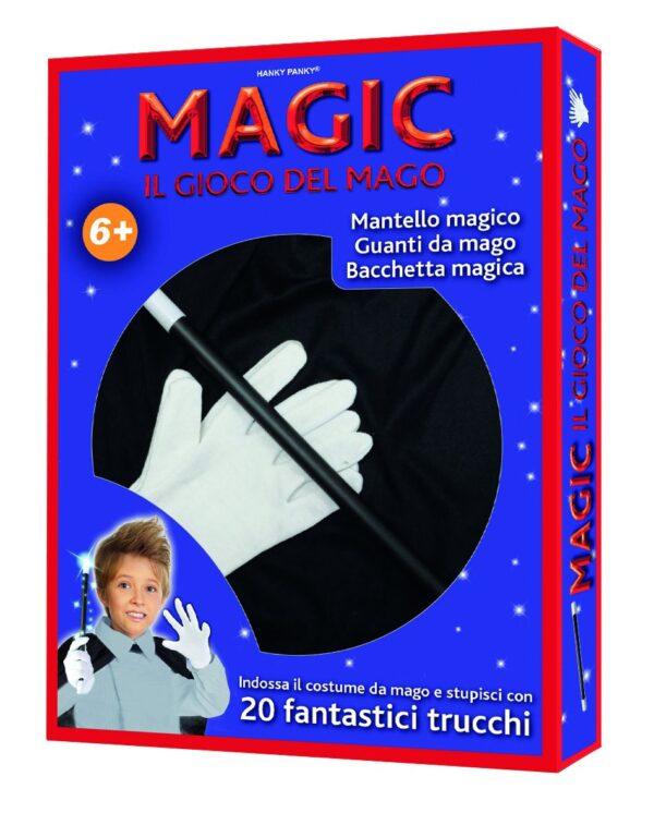 TRAVESTIMENTO DA MAGO - Stunning Magic - Toys Center - STUNNING MAGIC - Altri giochi e accessori