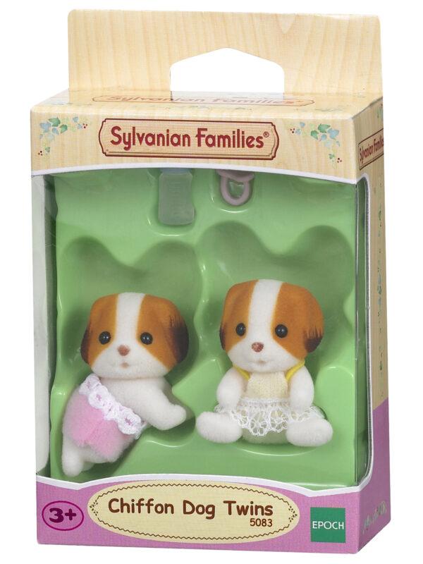 Gemelli cane chiffon - SYLVANIAN FAMILIES - Playset e accessori per personaggi d'azione