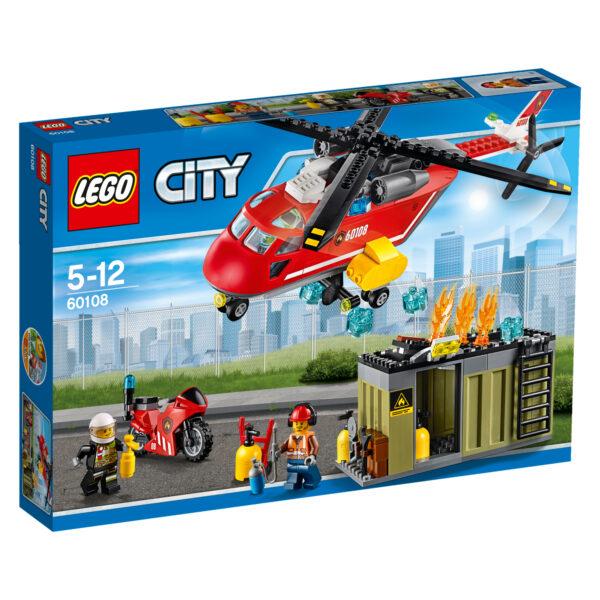 60108 Unità di risposta antincendio - Lego Best Seller - LEGO - Marche - LEGO CITY - Costruzioni