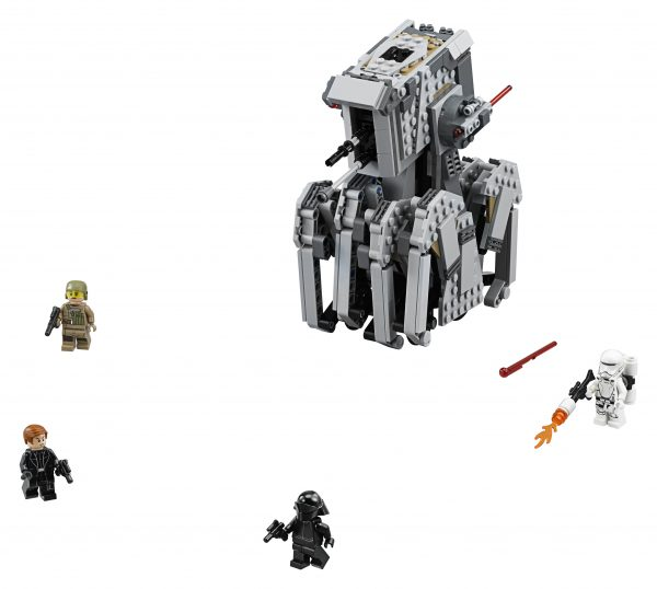 DISNEY - PIXAR Star Wars 75177 - First Order Heavy Scout Walker™ - Disney - Pixar - Toys Center Maschio 12+ Anni, 8-12 Anni