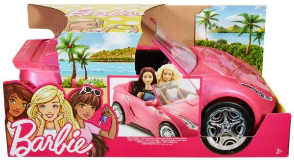 Barbie - Cabrio Glamour 12-36 Mesi, 12+ Anni, 3-5 Anni, 5-8 Anni, 8-12 Anni Femmina Barbie ALTRI