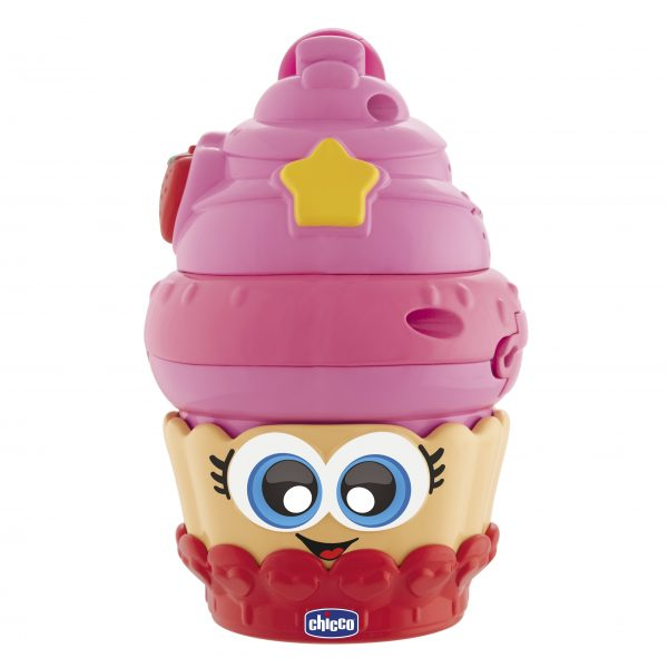 CANDY PASSIONE CUPCAKE - Chicco - Toys Center ALTRI Femmina 0-12 Mesi, 12-36 Mesi, 12+ Anni, 3-5 Anni, 5-8 Anni, 8-12 Anni Chicco