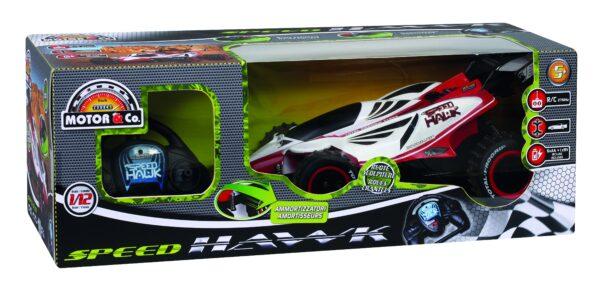 MOTOR&CO Auto radiocomandata Speed hawk MOTOR&CO Maschio 3-5 Anni, 5-7 Anni, 5-8 Anni, 8-12 Anni ALTRI