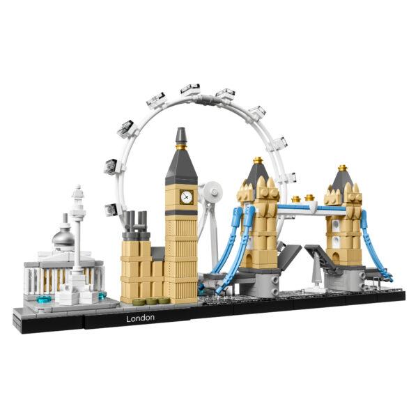 LEGO ARCHITECTURE ALTRI 21034 - Londra - Lego Architecture - Toys Center Maschio 12+ Anni