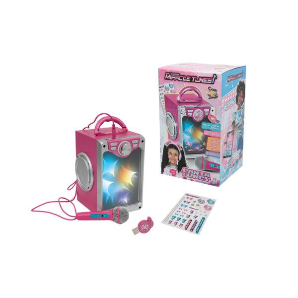 Giochi Preziosi - Miracle Tunes Tank Scettro, con luci e suoni e sonsore di movimento ALTRO Femmina  ALTRI