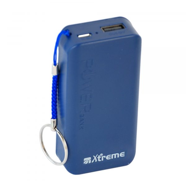 Power Bank - SUPERMAN - Personaggi XTREME Unisex 12+ Anni, 5-8 Anni, 8-12 Anni ALTRI