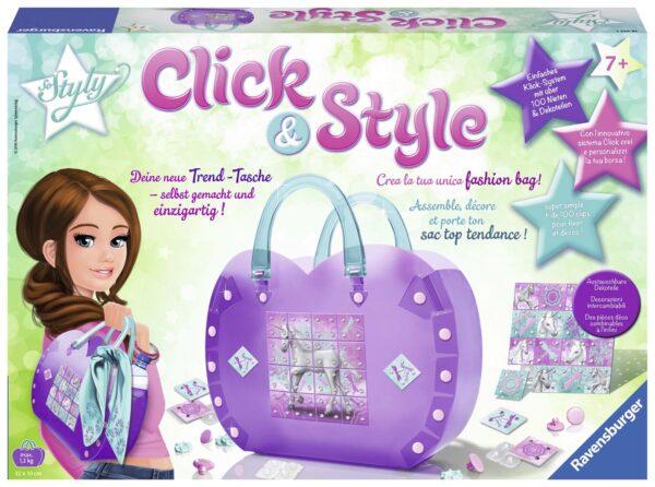 Click style Borsa a mano - SO STYLY - Estate
