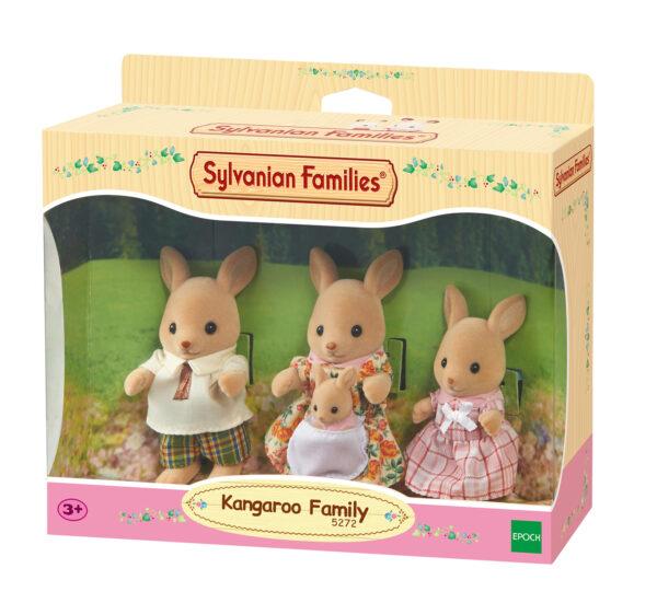 Famiglia canguri SYLVANIAN FAMILIES Femmina 12-36 Mesi, 3-4 Anni, 3-5 Anni, 5-7 Anni, 5-8 Anni, 8-12 Anni ALTRI
