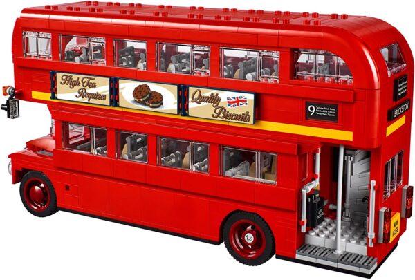 10258 - London Bus - Lego Creator Expert - Toys Center ALTRI Maschio 12+ Anni LEGO CREATOR EXPERT