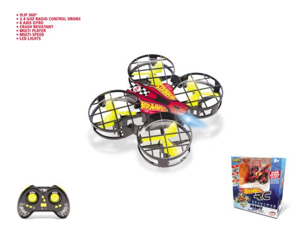 HW NANO DRONE 8cm Hot Wheels Maschio 12+ Anni, 5-8 Anni, 8-12 Anni ALTRI