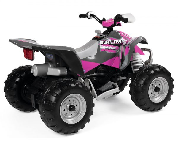 ALTRI POLARIS Femmina 12-36 Mesi, 3-5 Anni, 5-8 Anni POLARIS OUTLAW PINK POWER - Polaris - Toys Center