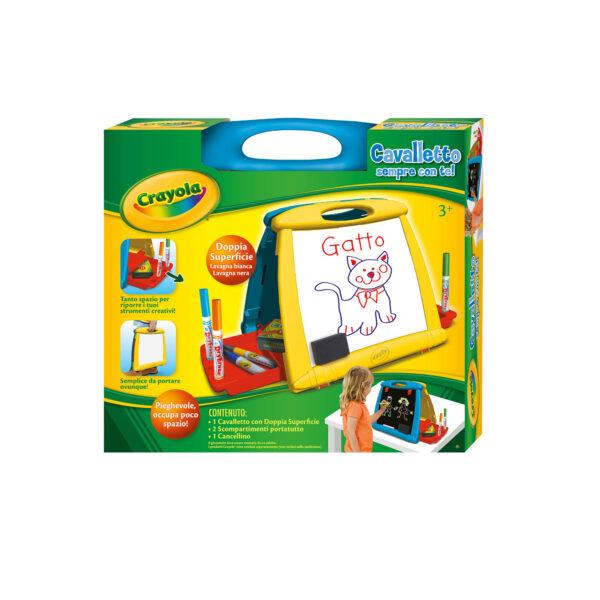 Cavalletto Sempre con te Crayola ALTRO Unisex 12-36 Mesi, 3-5 Anni, 5-8 Anni ALTRI