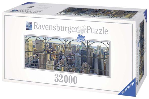 Puzzle 32000 pezzi - City Window New York 32000 pezzi - Altro - Toys Center - ALTRO - Fino al -20%