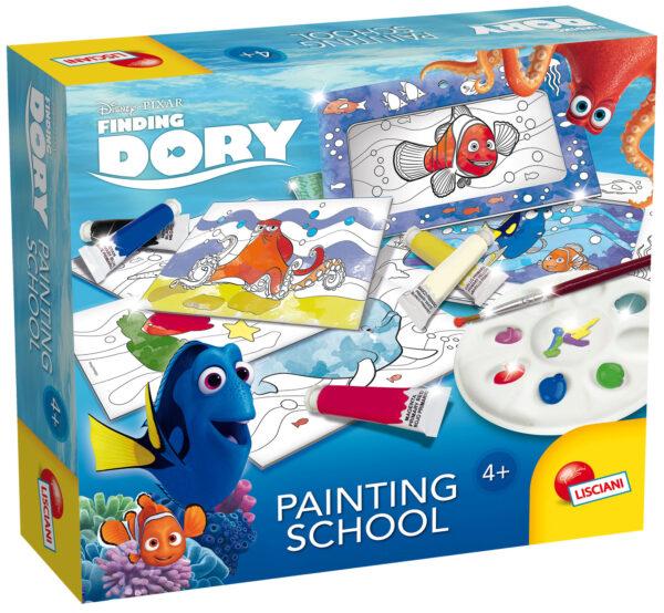 Dory painting school - DISNEY - PIXAR - Giochi educativi, musicali e scientifici
