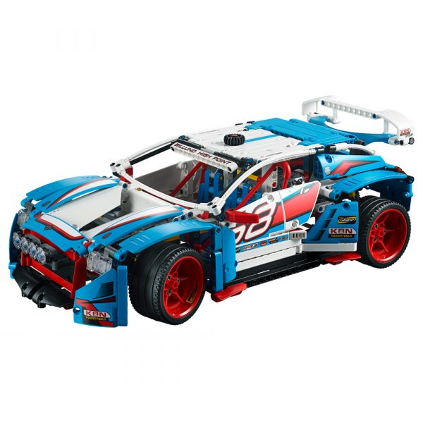LEGO TECHNIC ALTRI 42077 - Auto da rally - Età Maschio 12+ Anni, 8-12 Anni