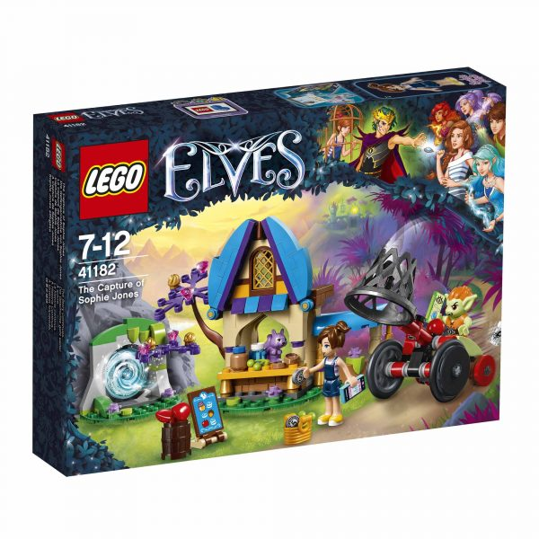 41182 - La cattura di Sophie Jones - Lego Elves - Toys Center LEGO ELVES Femmina 5-7 Anni, 8-12 Anni ALTRI